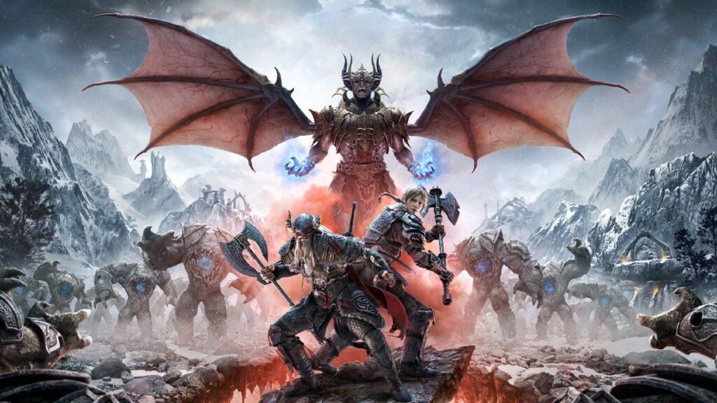 Обновление The Elder Scrolls Online до Xbox Series X | S выйдет 15 июня