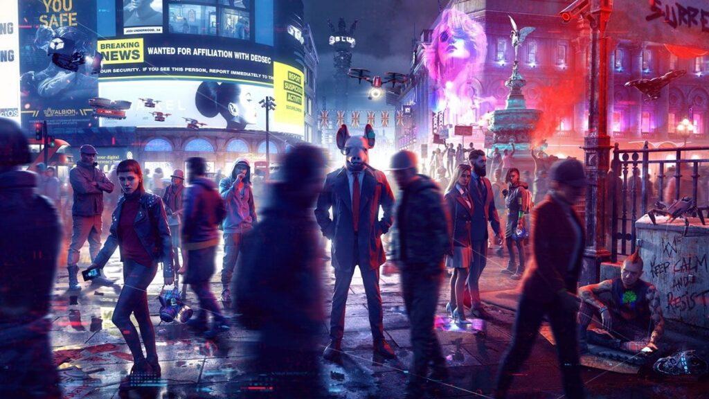 Скоро Watch Dogs Legion получит 60 FPS на Xbox Series X