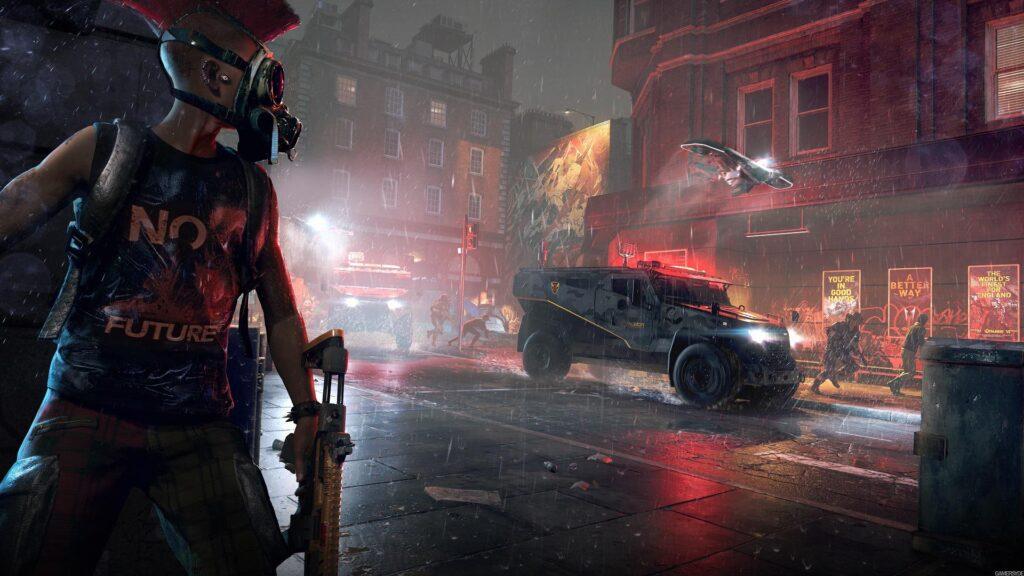 60 FPS в Watch Dogs: Legion на Xbox Series X | S появится 1 июня