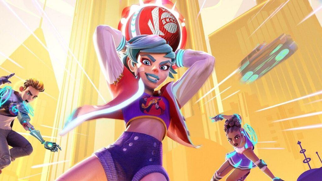 Состоялся релиз игры Knockout City, она сразу попала в EA Play и Game Pass Ultimate
