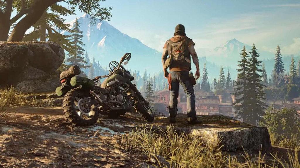 Как работает игра Days Gone на Xbox через Microsoft Edge