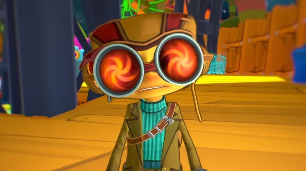 Разработчики Psychonauts 2 показали вариативность настроек игры
