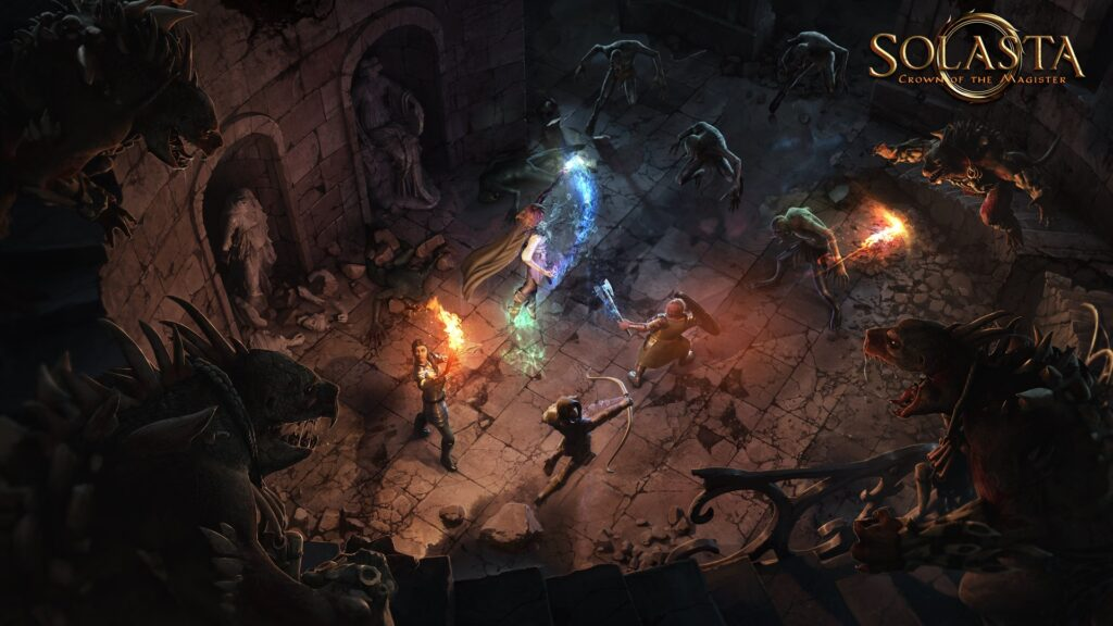 Solasta: Crown of the Magister стала доступна в Game Pass сразу после релиза