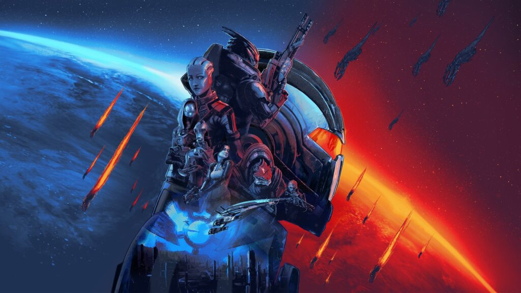 Mass Effect Legendary Edition вылетает на Xbox при подключенной гарнитуре