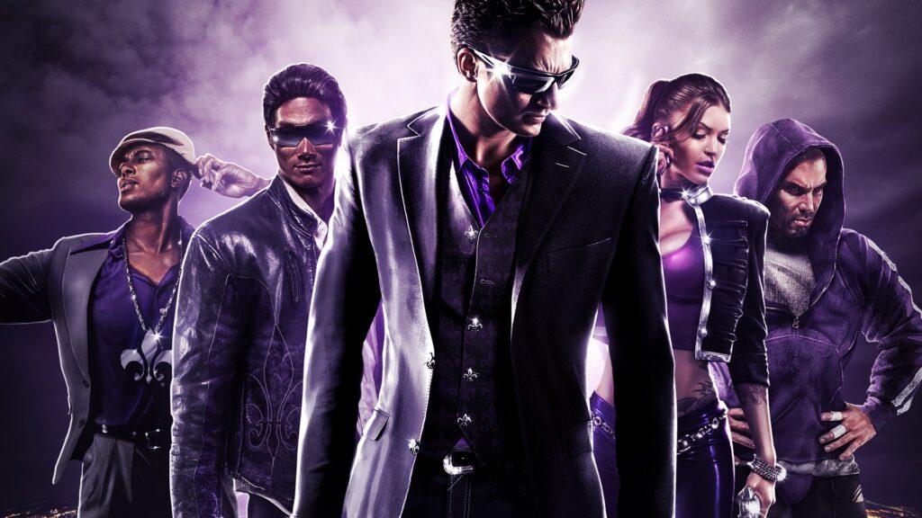 Saints Row: The Third Remastered обновят до Xbox Series X | S уже на следующей неделе