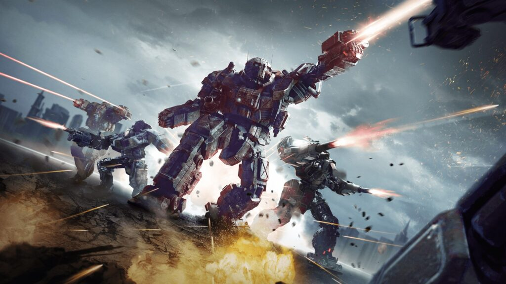 DLC Heroes of the Inner Sphere для MechWarrior 5: Mercenaries доступно на Xbox