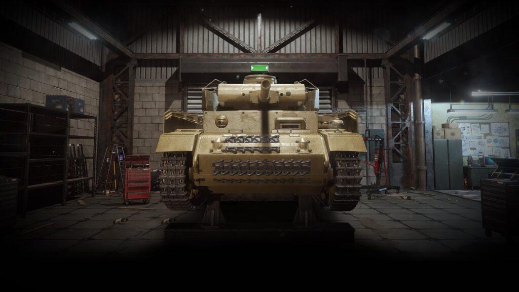 Tank Mechanic Simulator выходит на Xbox на этой неделе