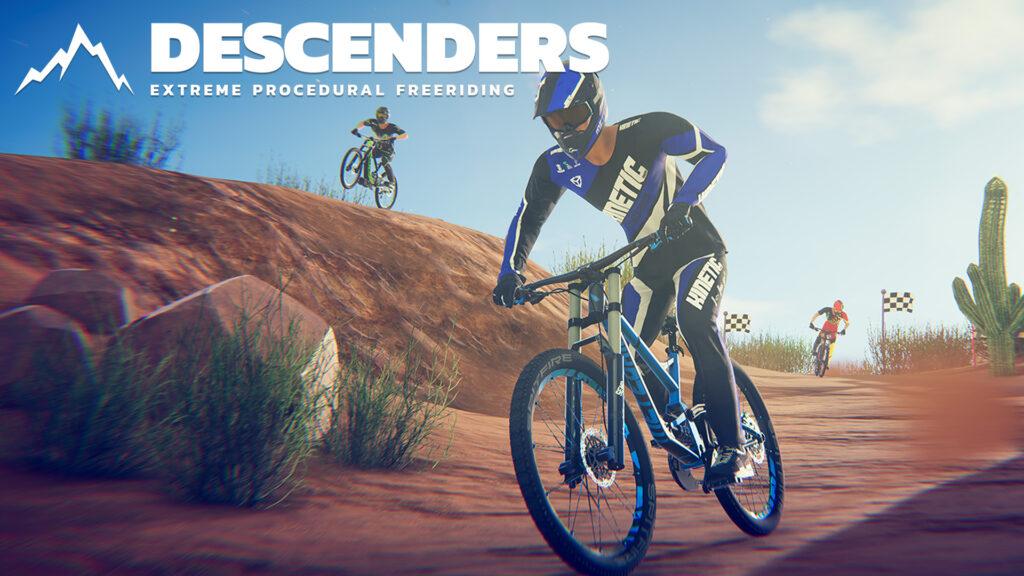 Обновление Descenders до Xbox Series X | S выйдет 6 июня, с режимом 120 FPS