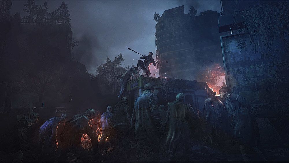 Dying Light 2 доступна для предзаказа на Xbox: новые детали игры
