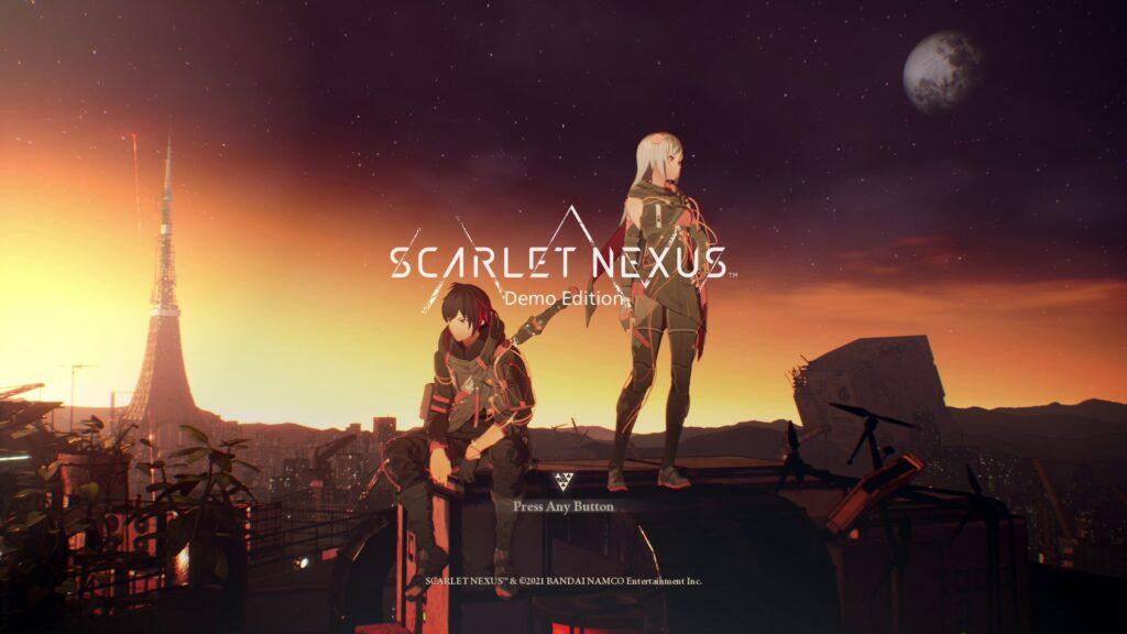 Scarlet Nexus получит временно эксклюзивную демо-версию на Xbox