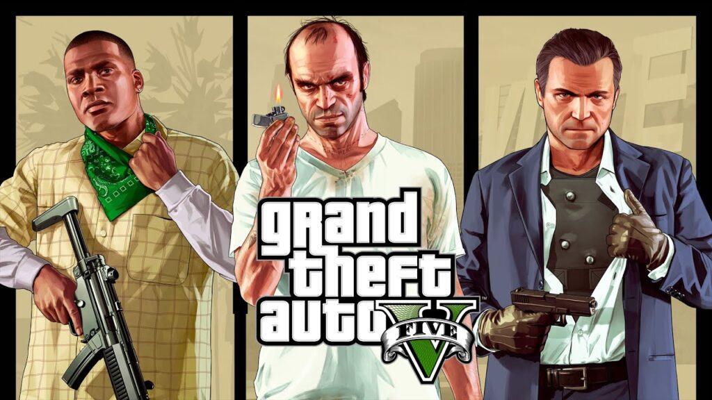 Обновление Grand Theft Auto V до Xbox Series X | S выйдет в ноябре