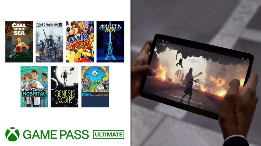 Еще 7 игр из Game Pass получили сенсорное управление в xCloud
