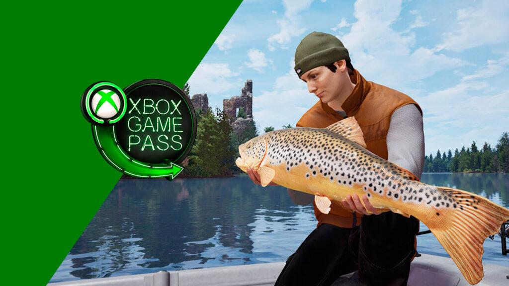 Игра The Catch: Carp & Coarse Fishing теперь доступна по подписке Xbox Game Pass