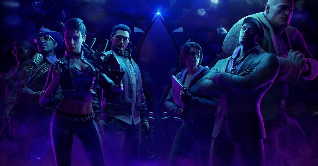 Игра Saints Row: The Third Remastered теперь оптимизирована до Xbox Series X | S