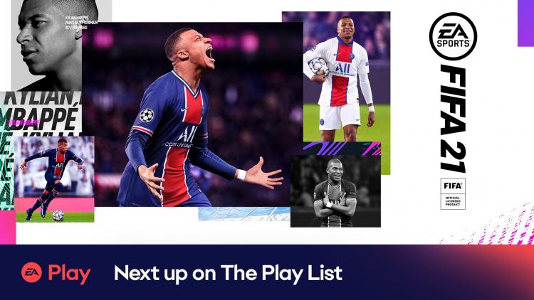 FIFA 21 добавят в EA Play и Xbox Game Pass Ultimate на следующей неделе