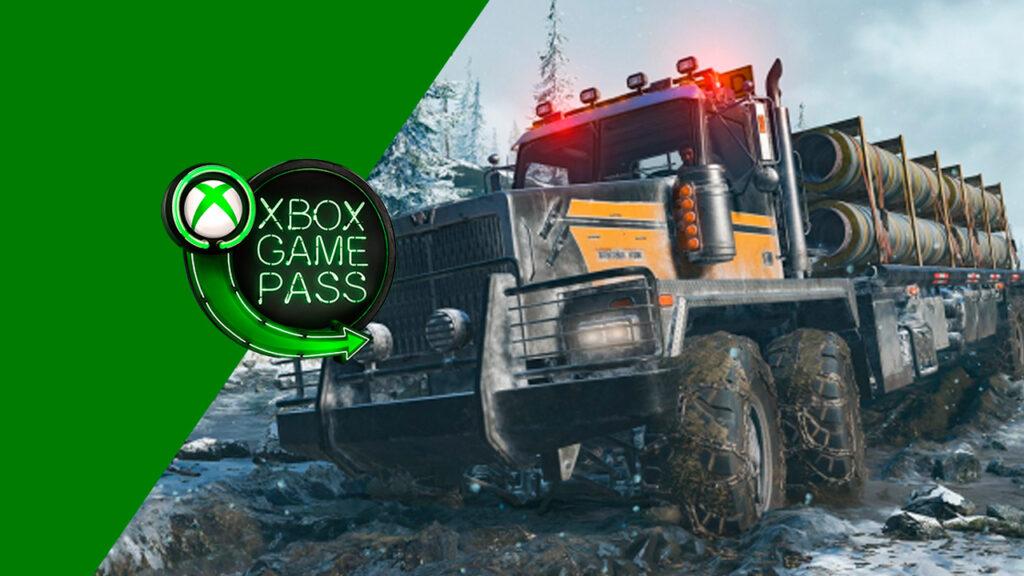SnowRunner добавят в подписку Xbox Game Pass