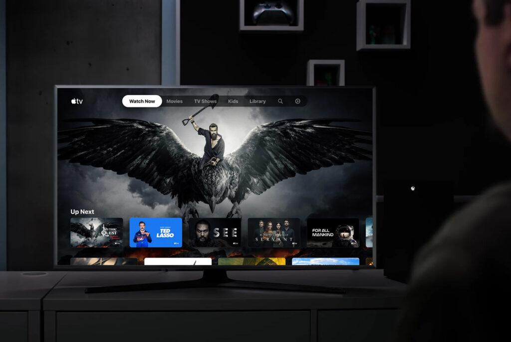 Dolby Vision теперь доступен в приложении Apple TV на Xbox Series X | S