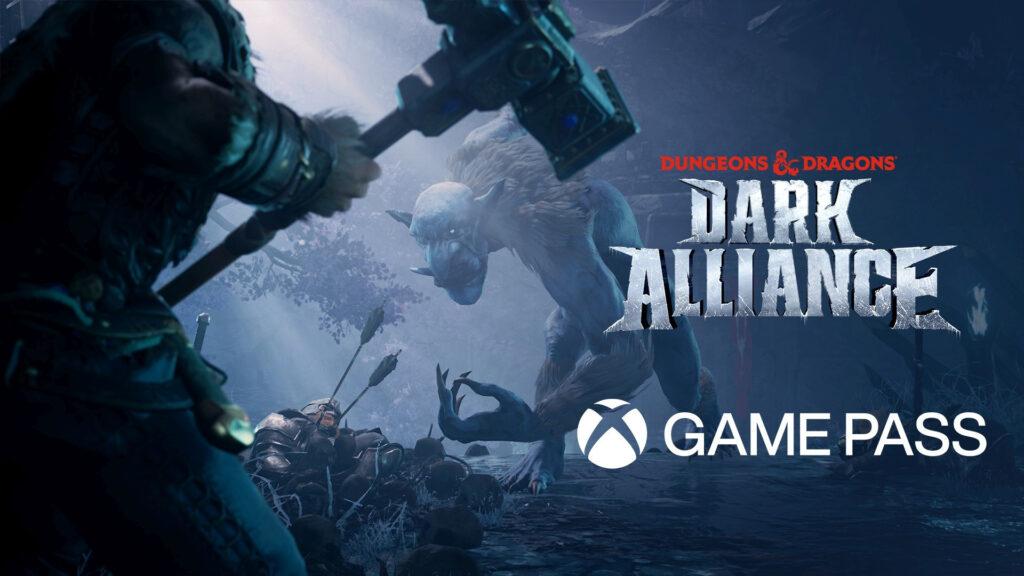 Dungeons & Dragons Dark Alliance выйдет в Game Pass в день релиза