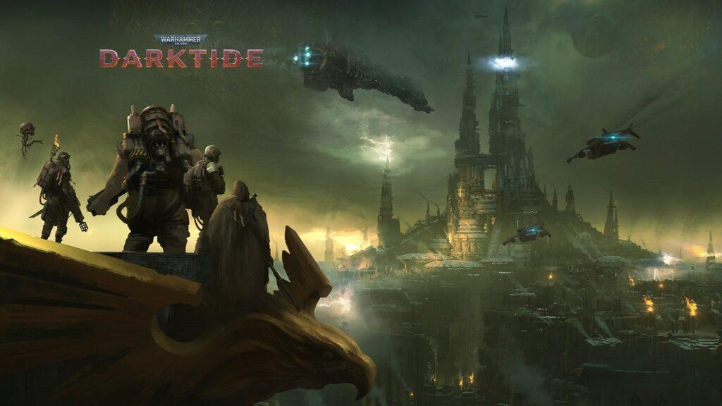 Новый трейлер Warhammer 40,000: Darktide – игра попадет в Game Pass в день релиза