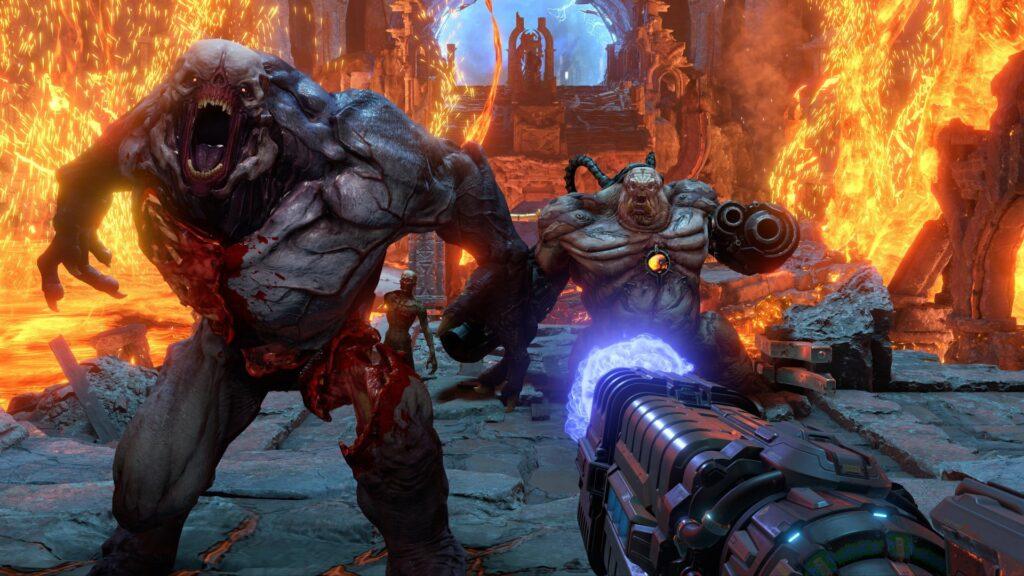 Подробности обновления DOOM Eternal до Xbox Series X | S и Playstation 5