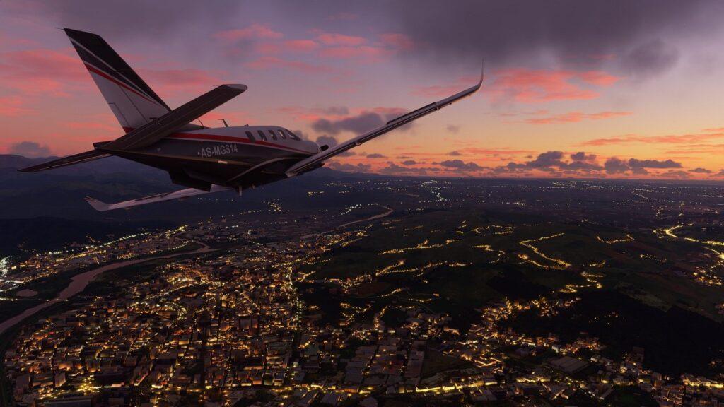 Microsoft Flight Simulator близок к релизу на Xbox Series X | S