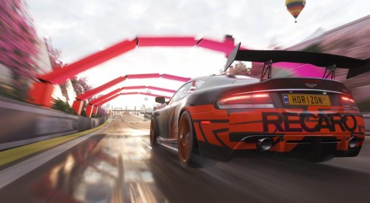 Сегодня выходит последнее контентное обновление для Forza Horizon 4