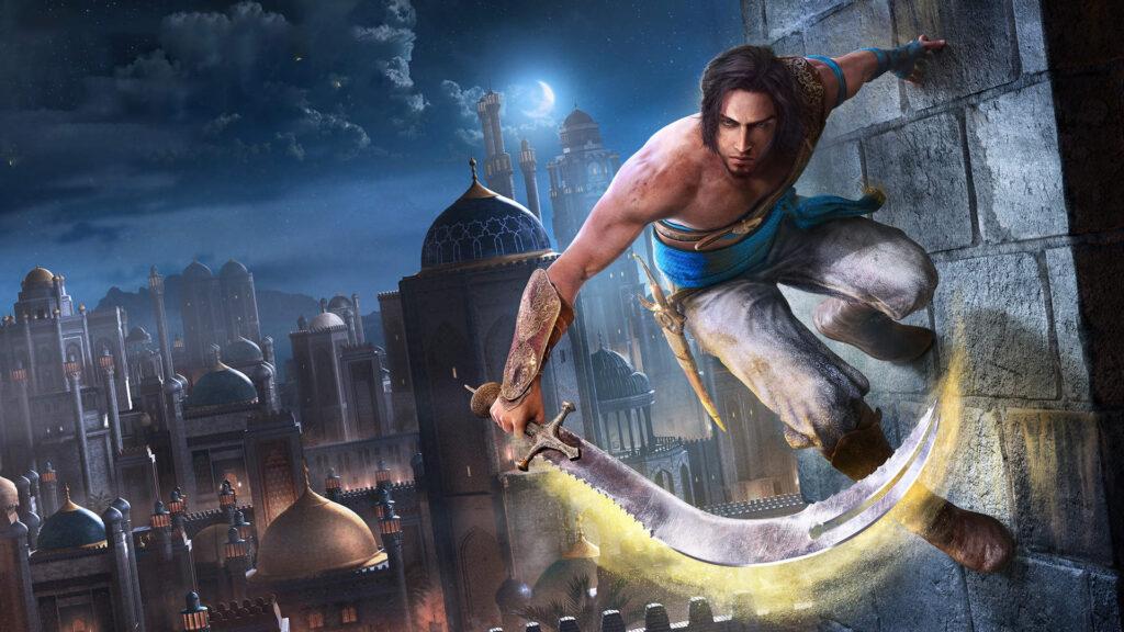 Prince Of Persia: The Sands of Time Remake на покажут на E3 и не выпустят в 2021 году