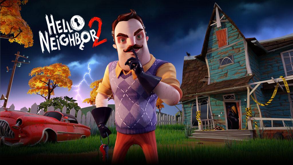 В новом трейлере Hello Neighbor 2 рассказали об ИИ игры и показали геймплей