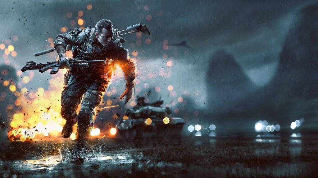 Дополнение Battlefield 4 China Rising для Xbox сейчас можно забрать бесплатно