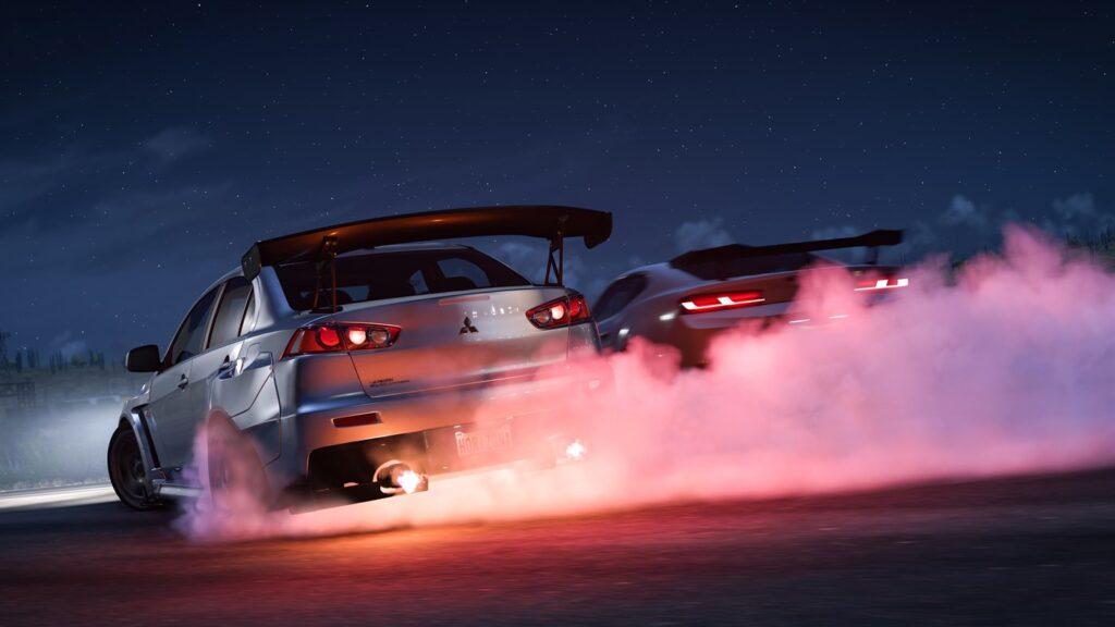 Погодные явления в Forza Horizon 5 – новое видео и подробности