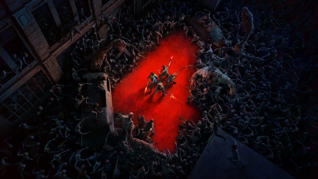 На релизе в Back 4 Blood не будет оффлайн-режима игры