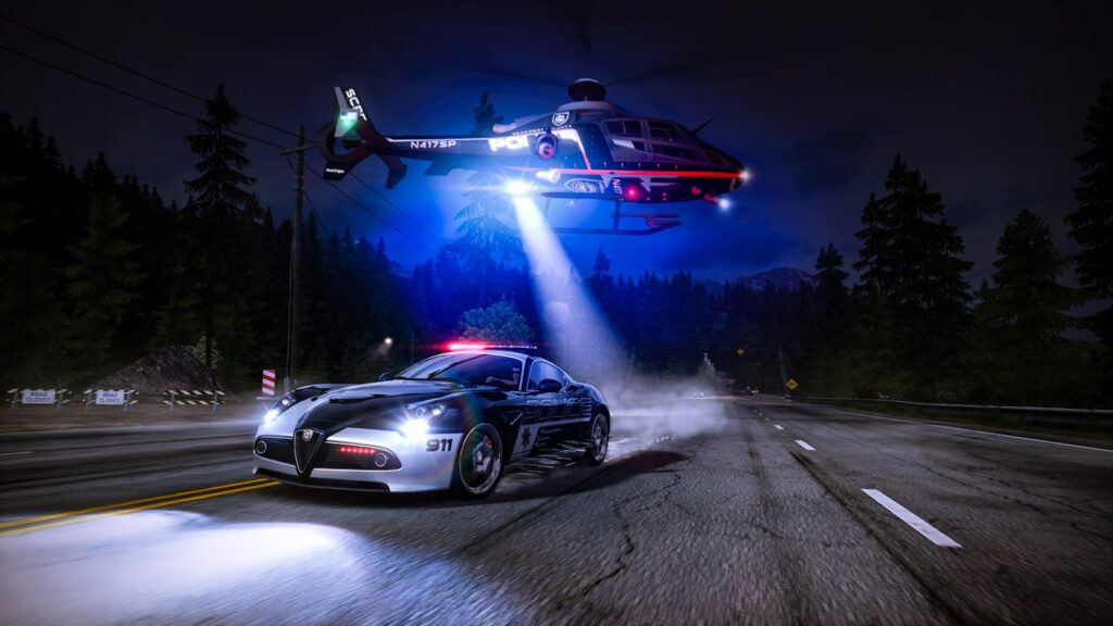 Need For Speed Pursuit Remastered добавят 24 июня в EA Play и Xbox Game Pass Ultimate