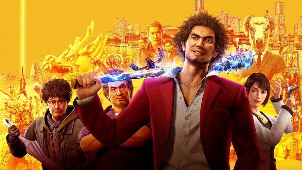 Похоже, Yakuza: Like A Dragon будет добавлена в Game Pass