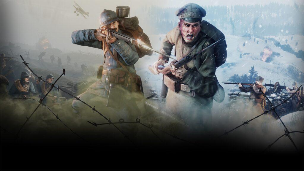 Verdun и Tannenberg: обновление до Xbox Series X | S и бесплатные выходные