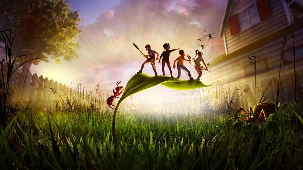 Достижения в Grounded на Xbox появятся 30 июня