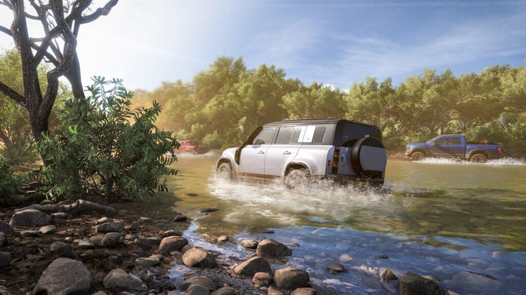 В Forza Horizon 5 можно будет играть на Xbox Series X в 4K при 60 FPS