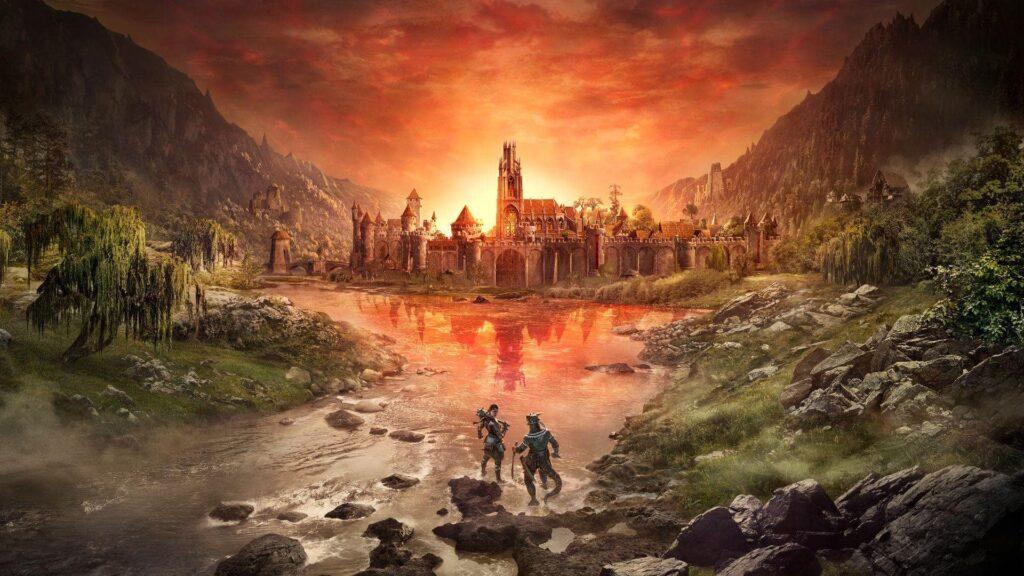 Вышло обновление до Xbox Series X | S для The Elder Scrolls Online