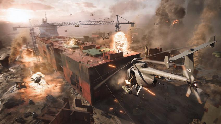 EA опубликовала тизер геймплея Battlefield 2042, полноценный показ завтра на конференции Xbox