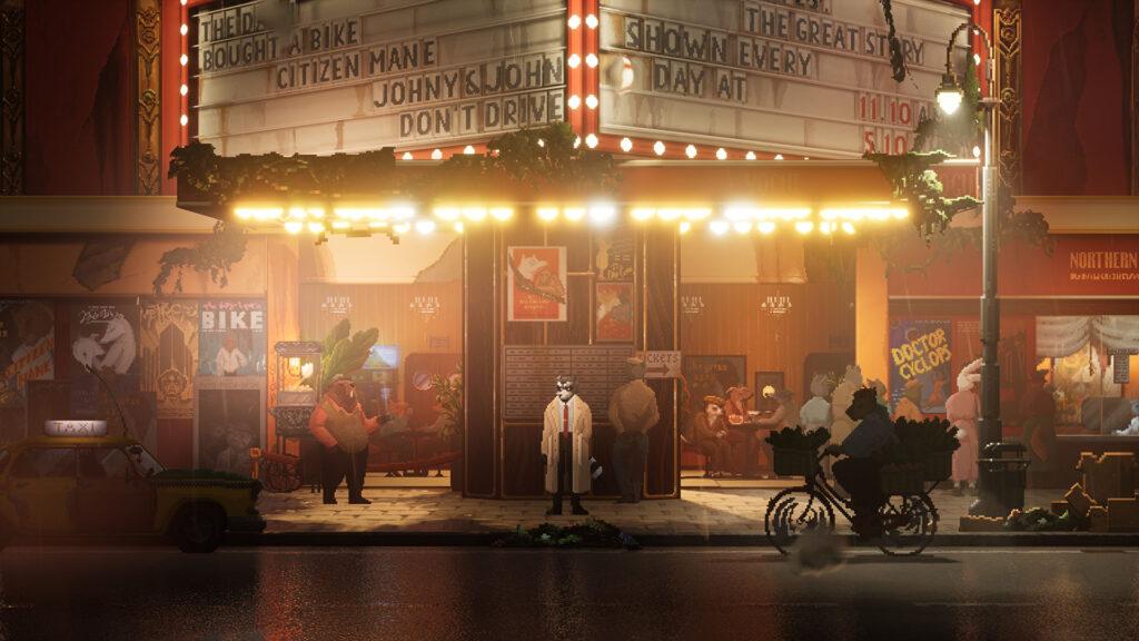 Игра Backbone стала доступна в Game Pass на PC сразу после релиза