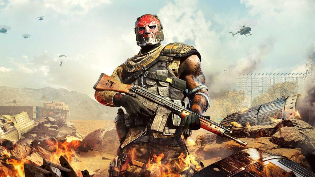 Игра Call of Duty Warzone получает новые текстуры на Xbox Series X | S и Xbox One X