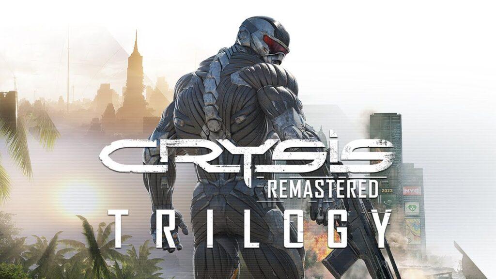 Официально анонсирован сборник Crysis Remastered Trilogy – ремастеры 3 частей Crysis