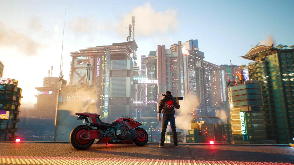 CD Projekt: производительность Cyberpunk 2077 достигла удовлетворительного уровня