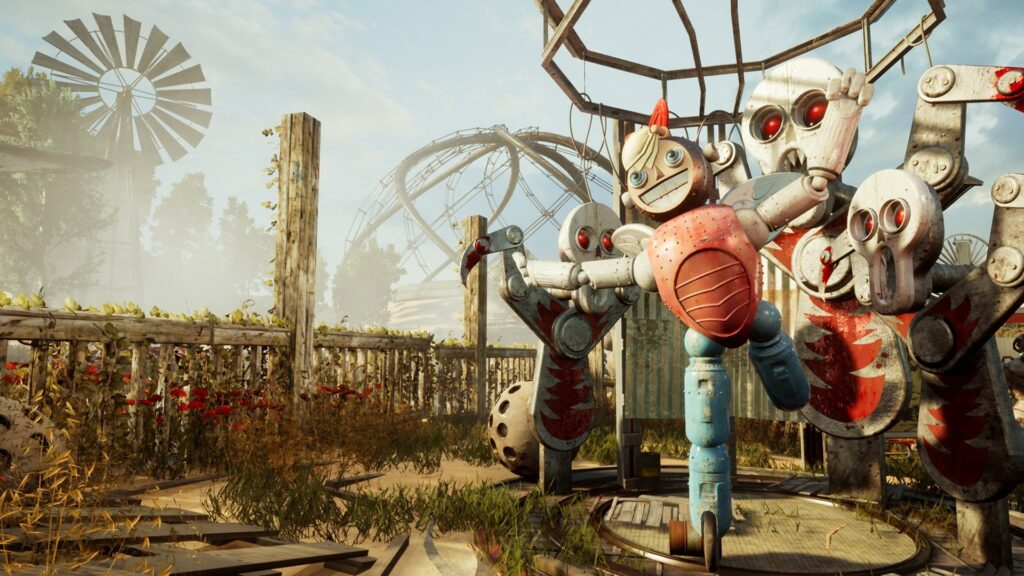 Atomic Heart выйдет на консолях Xbox и в Game Pass