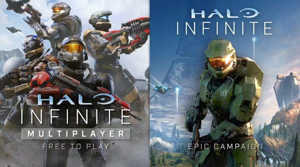 Первые геймплейные кадры мультиплеера Halo Infinite
