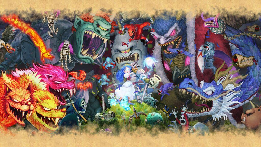 Ghosts 'n Goblins Resurrection вышла на приставках Xbox