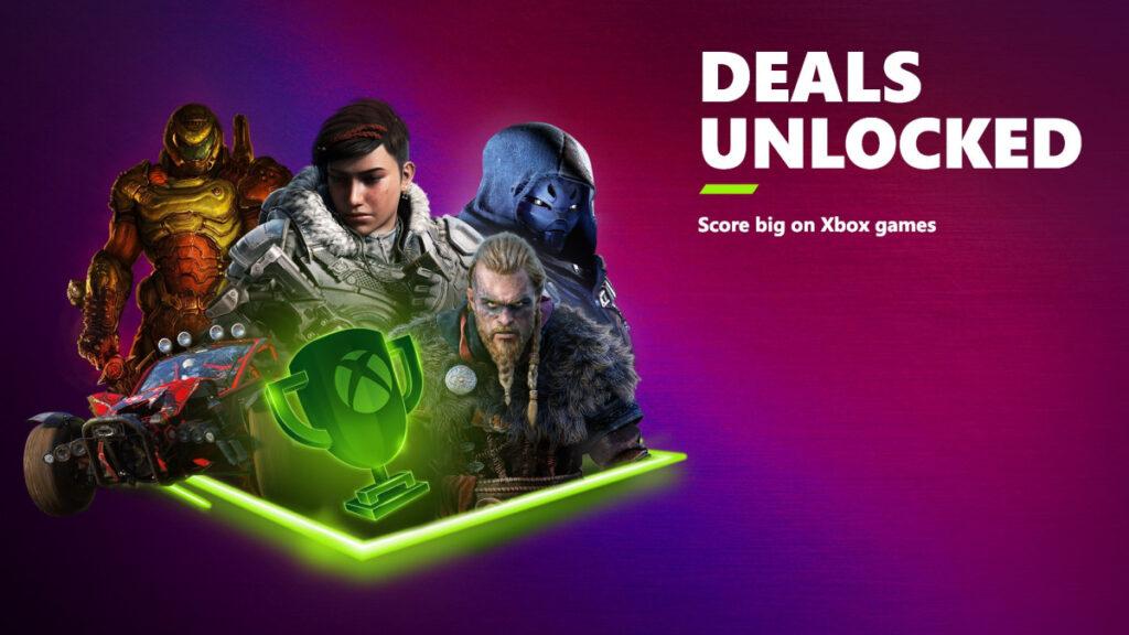 500+ игр и DLC для Xbox со скидками в рамках распродажи в Microsoft Store - полный список