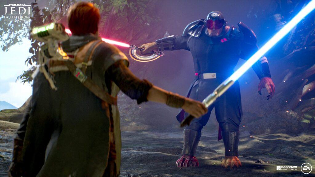 Digital Foundry: тестирование оптимизированной версии Star Wars Jedi Fallen Order на Xbox Series X   S