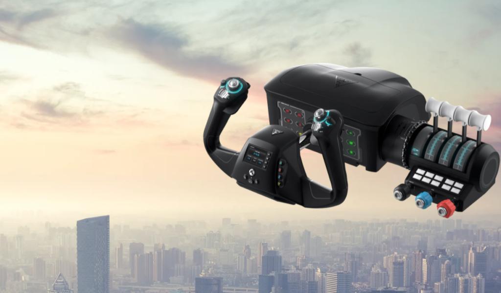 Turtle Beach анонсировали систему управления самолетом для Xbox