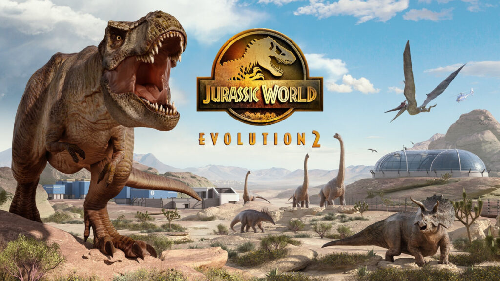 Анонсирована игра Jurassic World Evolution 2