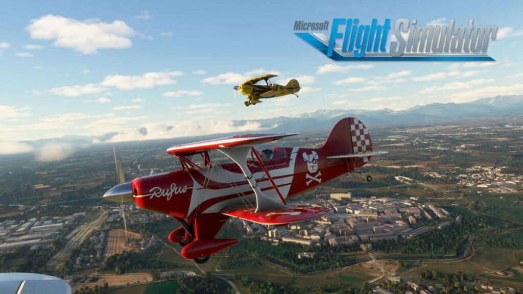 Microsoft Flight Simulator выходит на Xbox Series X | S уже 27 июля